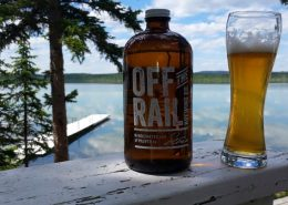 Vancouver Brewery Tours Inc. -Lake Beers at Off the Rail Brewing