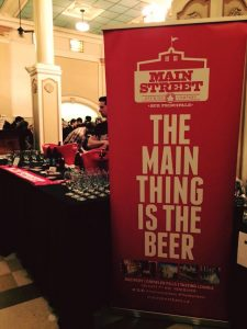 Main Street Brewing Event