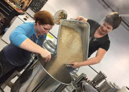 Mashing In at Callister Brewing