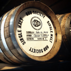 Odd Society Spirits - Single Malt Whiskey