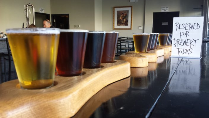 Vancouver Brewery Tours Inc. Parallel 49