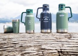 Vancouver Brewery Tours Inc -Postmark Brewing Growlers