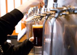 Vancouver Brewery Tours Inc -Postmark Brewing Stout