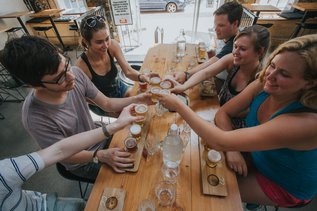 Private Group Tours - Main Street Brewing