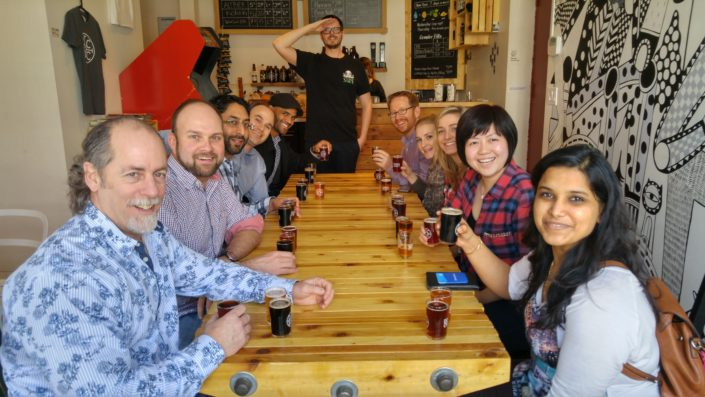 Vancouver Brewery Tours - Doan's Craft Brewing