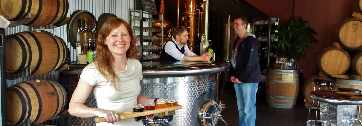 Lead Tour Guide Rachel - Vancouver Brewery Tours