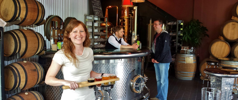 Lead Tour Guide Rachel - Vancouver Brewery Tours
