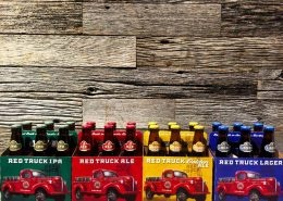 Vancouver Brewery Tours Inc.Red Truck Beer 6 packs