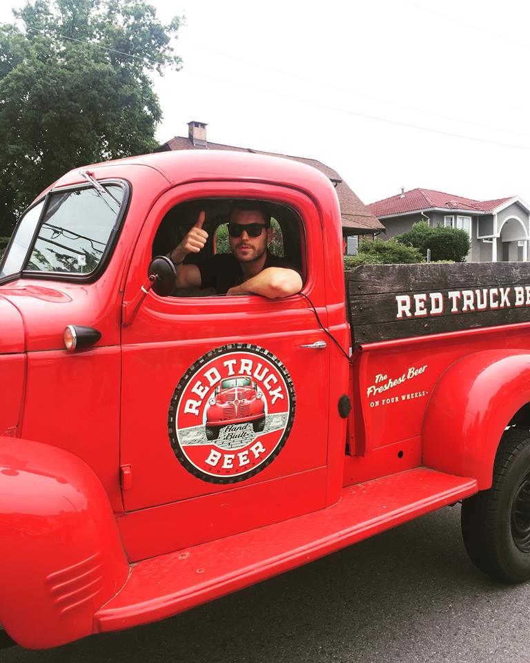 Red Truck Beer Company - Vancouver Brewery Tours