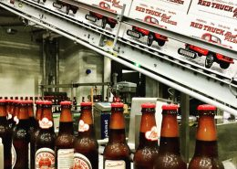 Vancouver Brewery Tours Inc.Red Truck Bottling Line