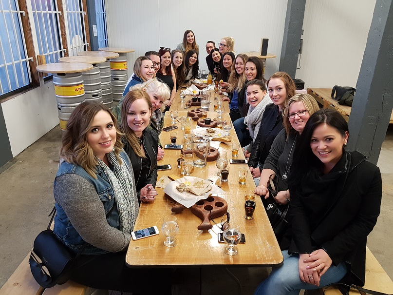 Staff and Corporate Brewery Tours - Vancouver Brewery Tours - Andina Brewing