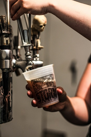 Vancouver Brewery Tours - Storm Cup