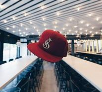 Vancouver Brewery Tours Inc. Strathcona Brewing Hat and Merchandise