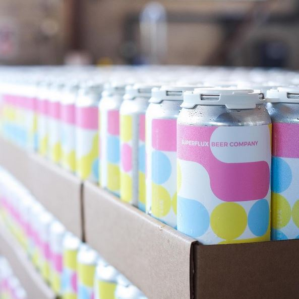 Superflux Beer Company - Colour and Shape