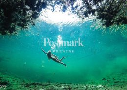 Swimming for Beer at Postmark Brewing