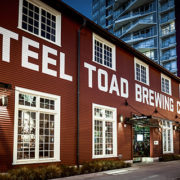 T&B Brewing Co. - Tap and Barrel Brewing Company - formerly Steel Toad Brewing Co.