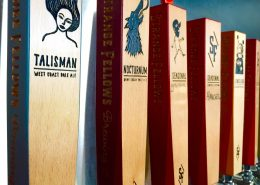 Vancouver Brewery Tours Inc. - Tap Handles at Strange Fellows Brewing
