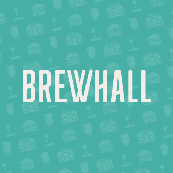 Tap and Barrel - Brewhall logo