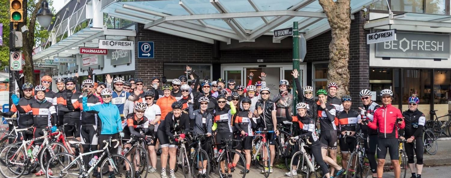 The Lotus Cycling Club - Group Ride