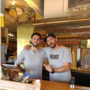 Vancouver Brewery Tours Inc. The boys at Brassneck Brewery