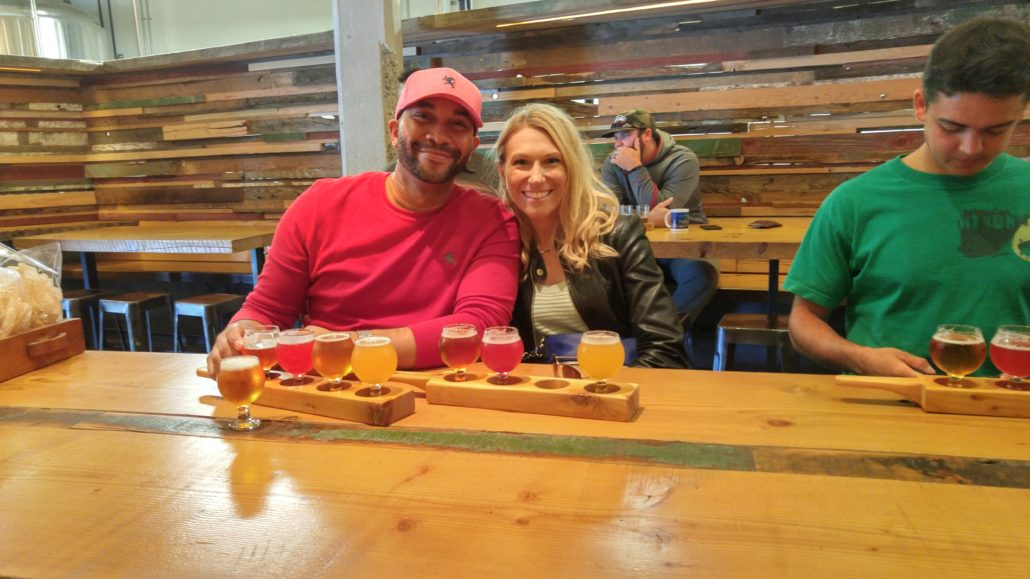 Vancouver Brewery Tours at Brassneck Brewery