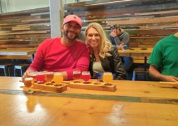 Vancouver Brewery Tours Inc. -Happy Couple at Brassneck Brewery