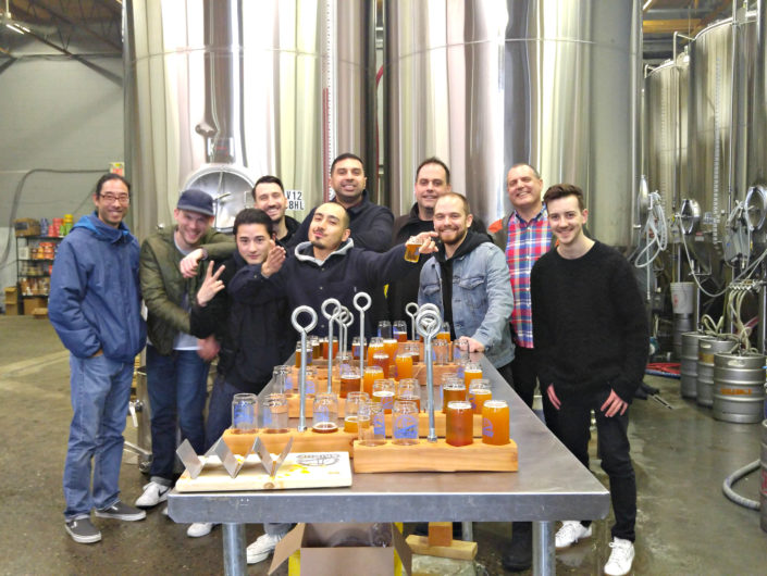 Vancouver Brewery Tours Inc. Bridge Brewing