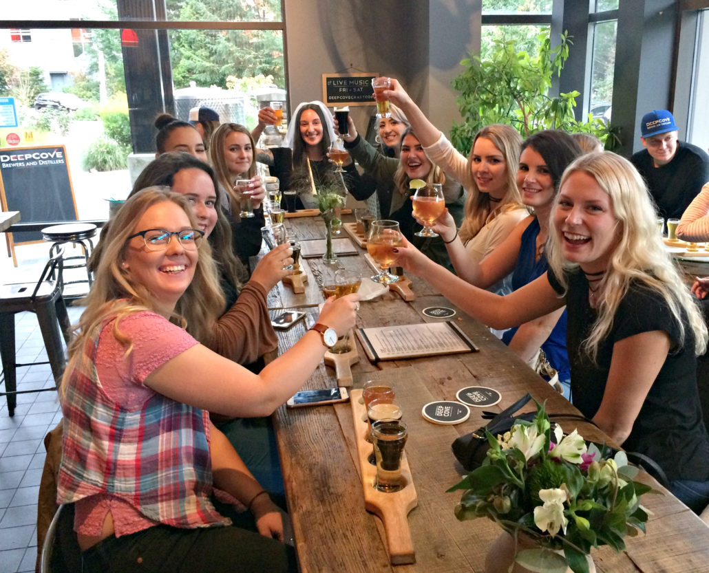 North Vancouver Brewery Tour