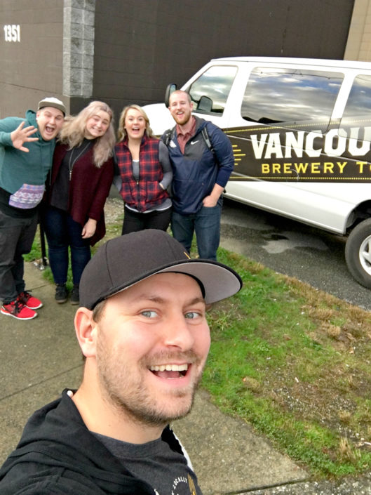 Vancouver Brewery Tours Inc - Now Hiring Brewery Tour Guides