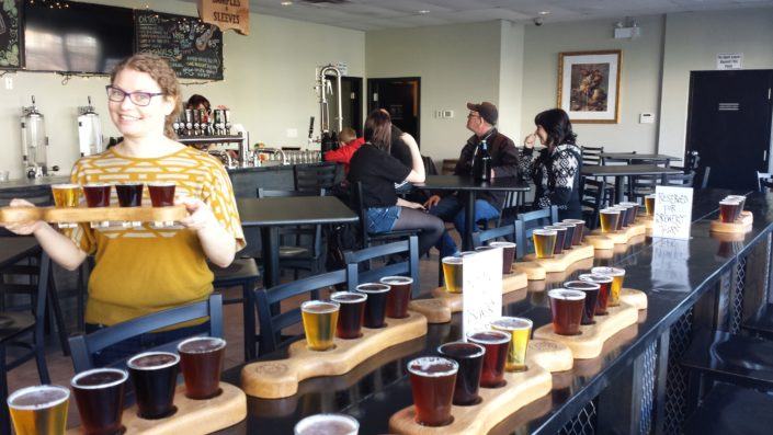 Vancouver Brewery Tours at Parallel 49 Brewing Co.
