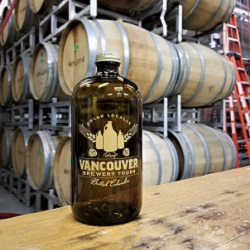 Vancouver Brewery Tours 32oz Growler