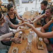 Vancouver Brewery Tours Cheers at Main Street Brewing