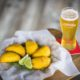 Dine Out Vancouver - Vancouver Brewery Tours - Dine Out 2018 - Andina Brewing Co Empanadas