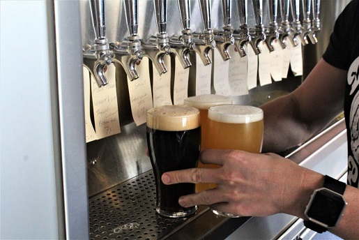Vancouver Brewery Tours - Gastown Pub Walk Beers