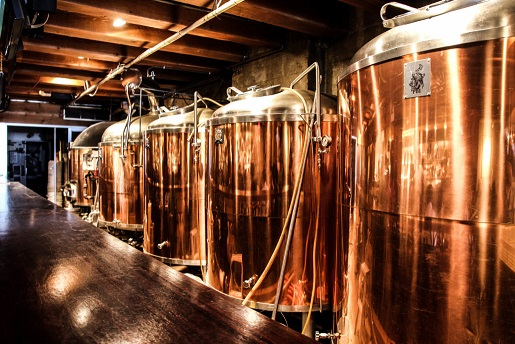 Vancouver Brewery Tours - Gastown Pub Walk Brewhouse at Steamworks