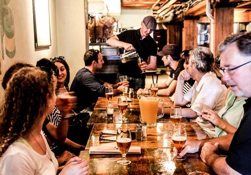 Vancouver Brewery Tours - Gastown Pub Walk at Steamworks Brewpub