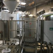 Vancouver Brewery Tours Inc - East Van Brewing Company - new brewhouse