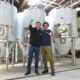 Vancouver Brewery Tours Inc - East Van Brewing Company - new tanks