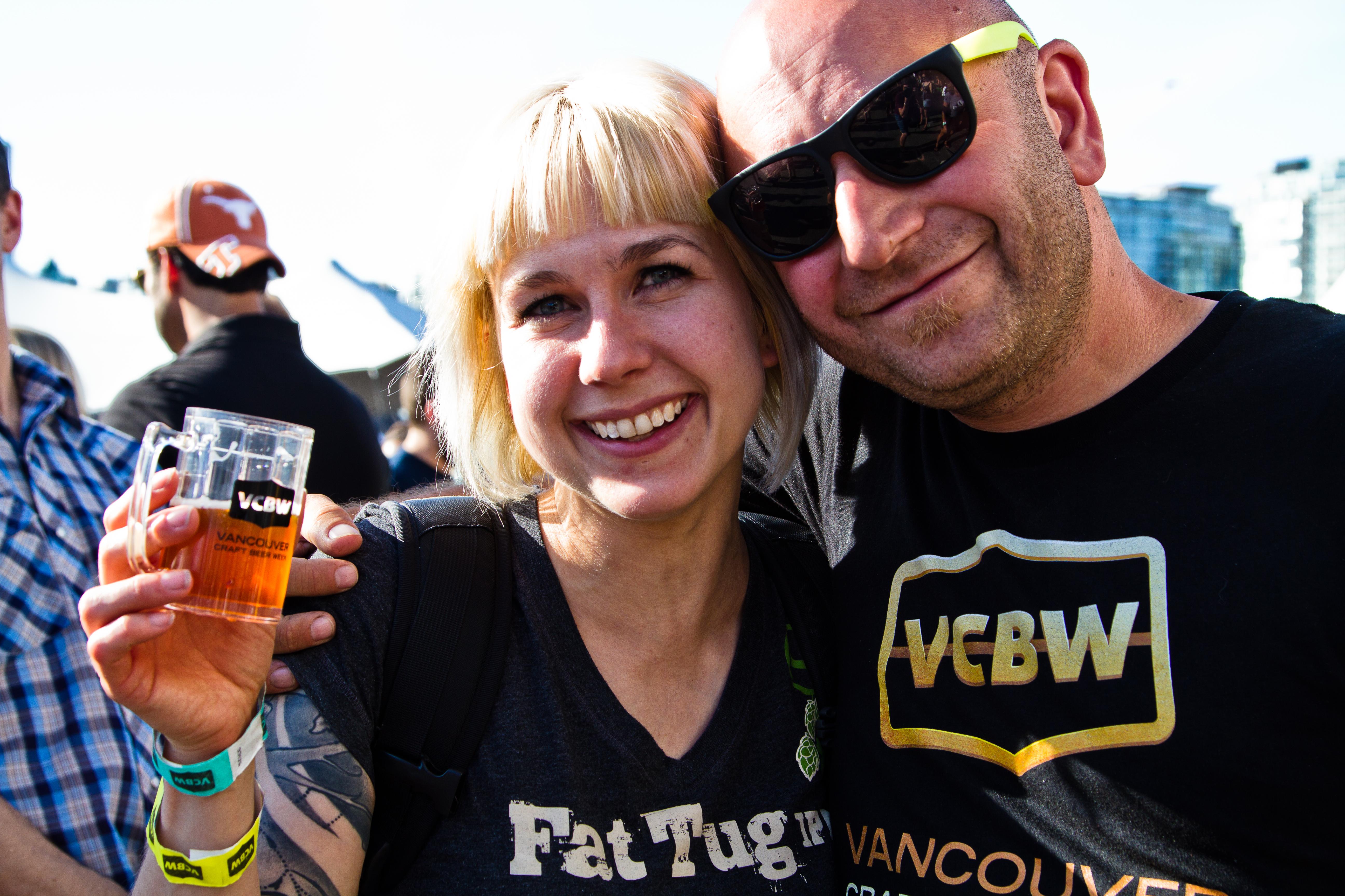 Vancouver Brewery Tours Inc - Vancouver Craft Beer Week - Beer Lovers