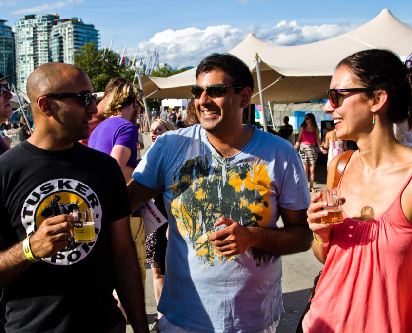 Vancouver Brewery Tours Inc-Craft Beer Festival