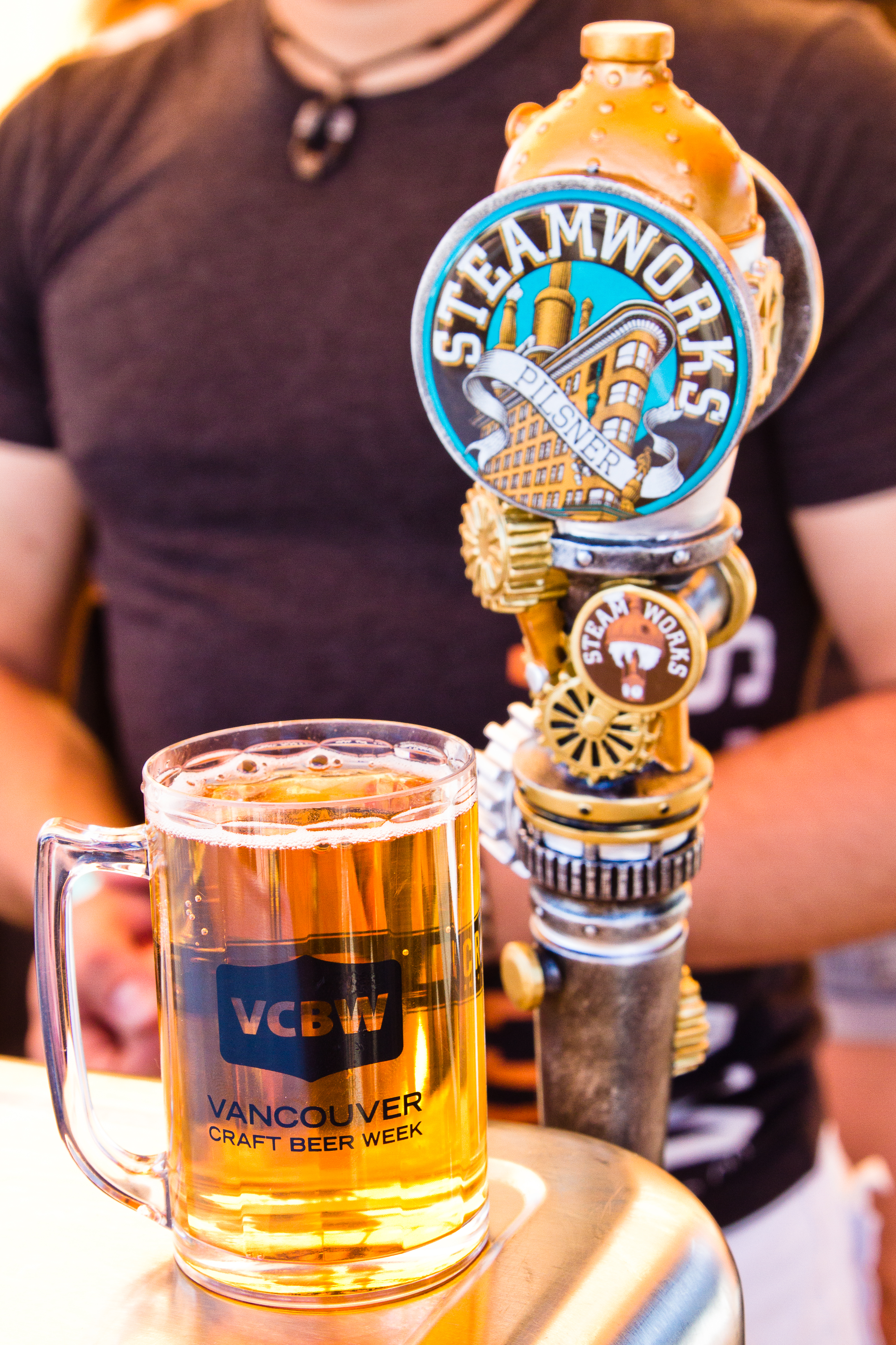 Vancouver Brewery Tours Inc- Steamworks Brewing