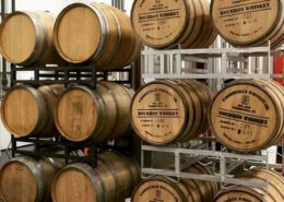 Vancouver Brewery Tours Inc. - Barrel Ageing at Strange Fellows Brewing