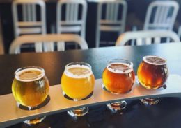 Vancouver Brewery Tours Inc. - Beer Flights at Parallel 49 Brewing Company