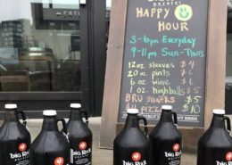 Vancouver Brewery Tours Inc. - Big Rock Brewery and Eatery - Growlers