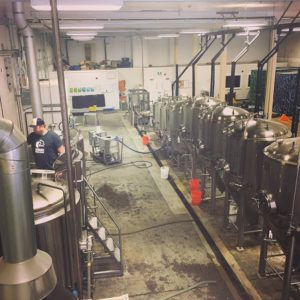 Vancouver Brewery Tours Inc. - Boombox Brewing Co. - at Dogwood Brewing