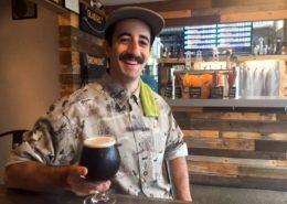 Vancouver Brewery Tours Inc. - Bridge Brewing - Beers in the Tasting Room