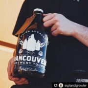 Vancouver Brewery Tours Inc. - Custom Growlers by Sigil and Growler