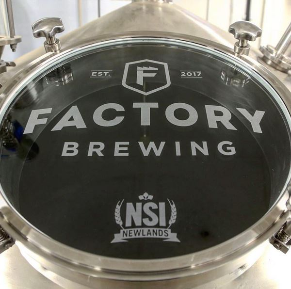 Vancouver Brewery Tours Inc. - Factory Brewing Brewhouse