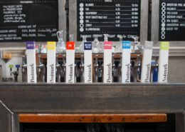Vancouver Brewery Tours Inc. - Postmark Brewing - beer line up