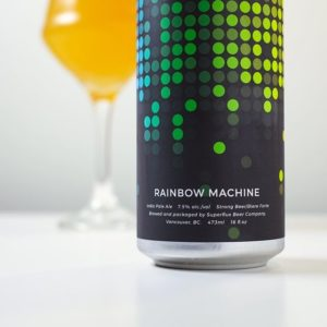 Vancouver Brewery Tours Inc. - Superflux Beer Co. - Rainbow Machine